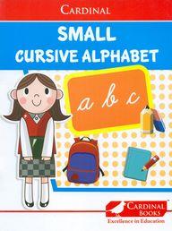 Cardinal Small Cursive Alphabet