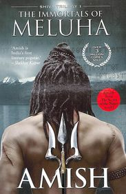 Immortals of Meluha Book 1 of the Shiva Trilogy