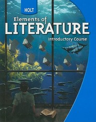 Holt Elements Of Literature, Introductory Course