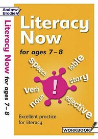 Literacy Now for Ages 07-08