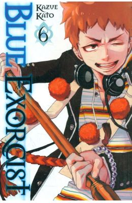 Blue Exorcist Vol 6 : Shonen Jump