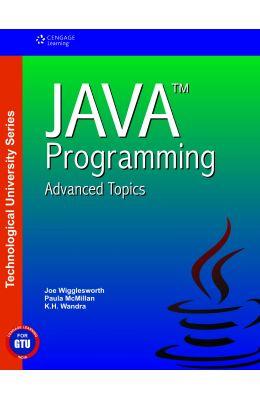 Java Programming: Advanced Topics (gtu) W/2cd