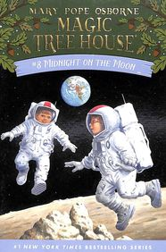 Magic Tree House 08 : Midnight On The Moon
