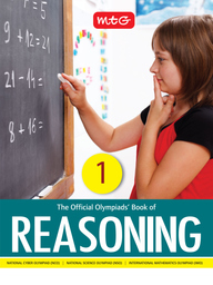 Class 1 Reasoning : The Official Olyhmpiads Book
