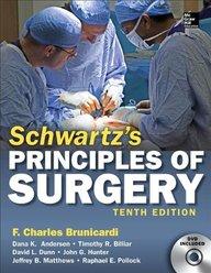 Schwartzs Principles Of Surgery W/Dvd