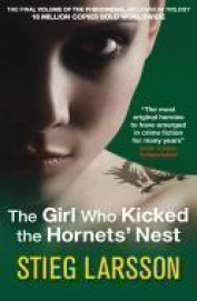 Girl Who Kicked The Hornets Nest: Small Book