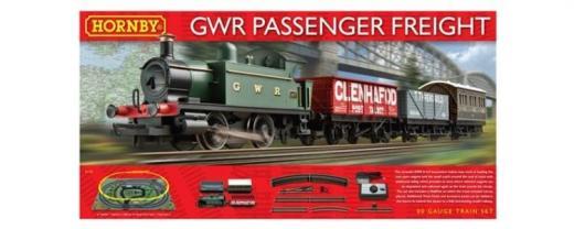 Hornby GWR Passenger Freight