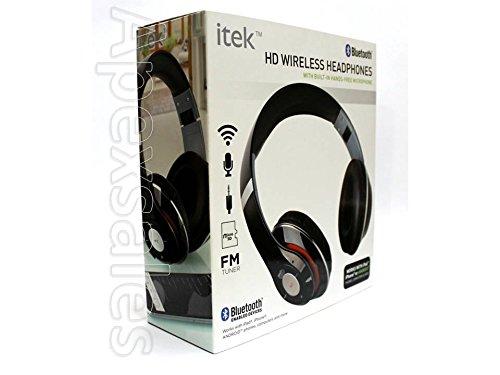 Itek HD Wireless Headphones