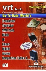 Vrt A L Upto Date Worlds Transistor Thyristor Smd Tables Diode Ic Linear Digital Analog Comparis by Na price in India.