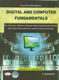 Digital & Computer Fundamentals For 2 Sem Diploma  In Computer Science & Information Science : Bt