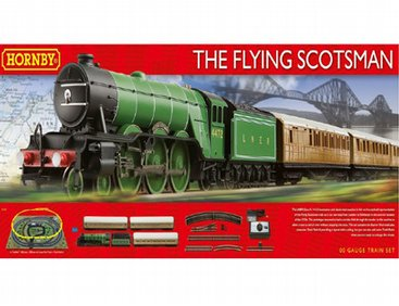 Hornby Flying Scotsman (3 Coaches)