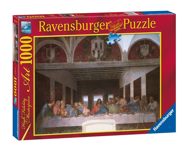 Ravensburger 1000 Pcs Da Vinci:Last Supper