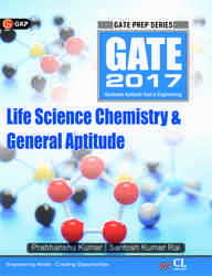 Gate 2017 Life Science Chemistry & General Aptitude