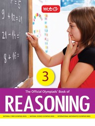 Class 3 Reasoning : The Official Olympiads Book
