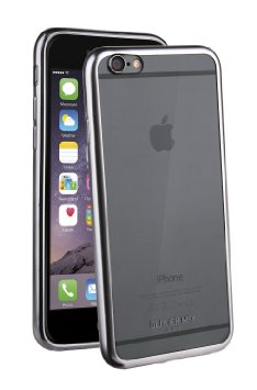 Uniq Hybrid Apple iphone 6 Plus Glacier (Gun Metal) Cases