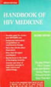 Handbook Of Hiv  Medicine