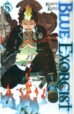 Blue Exorcist Vol 5 : Shonen Jump