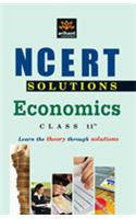 NCERT Solutions - Economics for Class XI price comparison at Flipkart, Amazon, Crossword, Uread, Bookadda, Landmark, Homeshop18