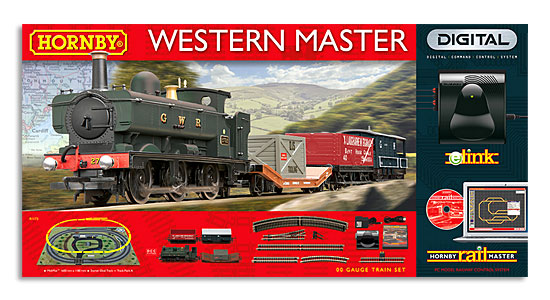 Hornby Western Master with e-Link