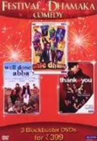 Double Dhamal / Thank You / Well Done (3 in 1)