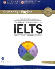 The Official Cambridge Guide to IELTS : Students Book with Answers with DVD-ROM price comparison at Flipkart, Amazon, Crossword, Uread, Bookadda, Landmark, Homeshop18