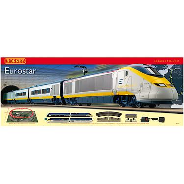 Hornby Eurostar Set