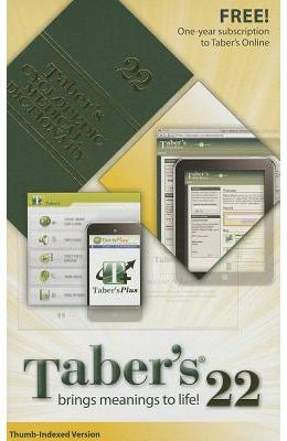 Taber's Cyclopedic Medical Dictionary with Access Code