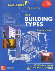 Time Saver Standards For Building Types