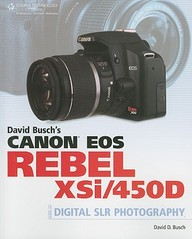 Canon Eos Rebel Xsi/450d Guide To Digital Slr Photography