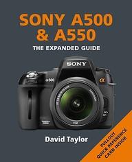 Sony A500 & A550: The Expanded Guide price comparison at Flipkart, Amazon, Crossword, Uread, Bookadda, Landmark, Homeshop18
