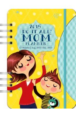 Do It All Mom Planner