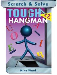 Scratch & Solve Tough Hangman #2 (scratch & Solve Series)
