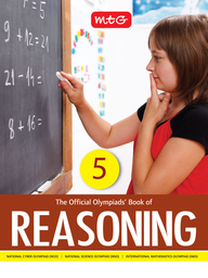 Class 5 Reasoning : The Official Olypiad Book
