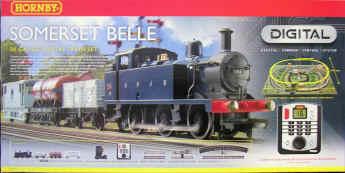 Hornby Somerset Belle DCC