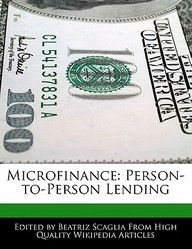 Microfinance: Person-To-Person Lending