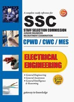 A Complete Ready Reference for SSC Staff Selection Commission Junior Engineers Recruitment Examination CPWD / CWC / MES: Electrical Engineering Including Solved Paper 2011 price comparison at Flipkart, Amazon, Crossword, Uread, Bookadda, Landmark, Homeshop18