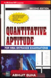 Quantitative Aptitude for MBA Entrance Examination 2nd Edition price comparison at Flipkart, Amazon, Crossword, Uread, Bookadda, Landmark, Homeshop18