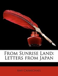 From Sunrise Land: Letters from Japan