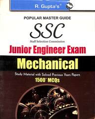 Popular Master Guide Ssc Junior Engineers Exam Mechanical: Code R-1511