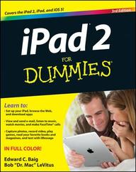 iPad 2 For Dummies (For Dummies (Computer/Tech))