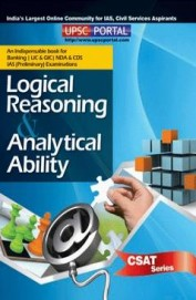 General Mental Ability Logical Reasoning & Analytical Ability Csat Series