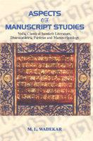 Aspects Of Manuscript Studies
