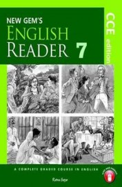 New Gems English Reader Class 7: Cce