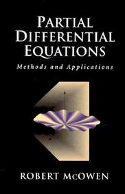 Partial Differential Equations - Methods And Applications