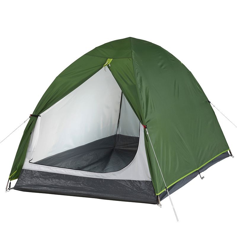 Hiking Tents - Arpenaz 2 Green Tent