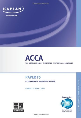 environment management accounting paper f5 December 2011 examinations paper f5 free resources for acca students 100% free 150,000 members can't be wrong free course notes environmental management accounting 1duction intro environmental management accounting (ema) focuses on the efficient use of resources, and the.