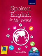 Spoken English For My World W/Cd