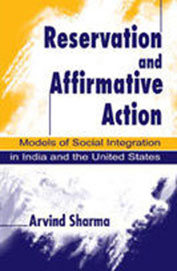 RESERVATION and AFFIRMATIVE ACTION