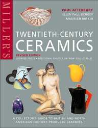Twentieth Century Ceramics: A Collector's Guide To British And North American Factory-Produced Ceramics