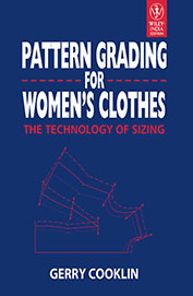 Pattern Grading For Womens Clothes The Technology  Of Sizing
